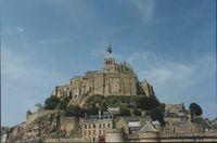 Tour de Bretagne - Mont-St-Michel
