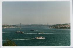 Istanbul - il Bosforo