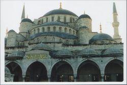 Istanbul - Moschea blu 2