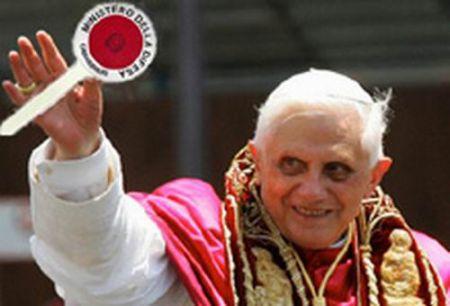 Papa Ratzi e l'educazione sessuale
