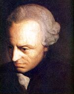 I can't stand Kant