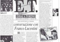 E.T.- Essai a Torino