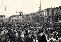 Madonna del Pilone, 25 aprile 1945