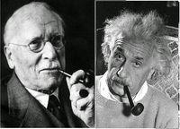 Albert e Carl Gustav