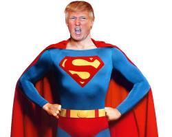 What's new Mr. Trump