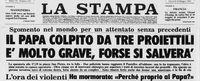 13 maggio 1981