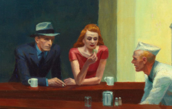 Nighthawks-detail