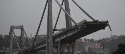 Sul ponte Morandi