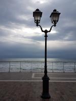 Il mare che aspetta