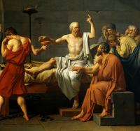 La morte di Socrate