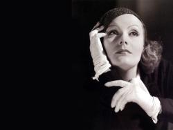 Come Greta Garbo