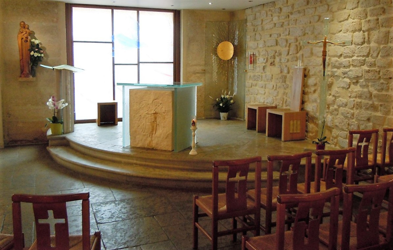 Sainte Rita à Pigalle