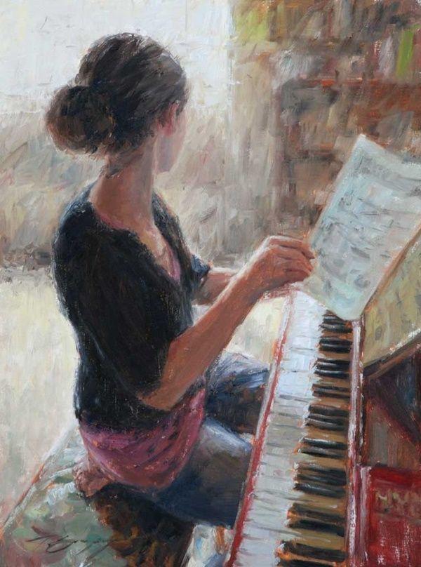 La pianiste russe