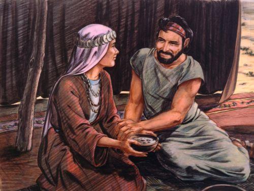Esaù e Giacobbe